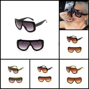 Host Pick! Luxe Big Frame Designer Sunglasses